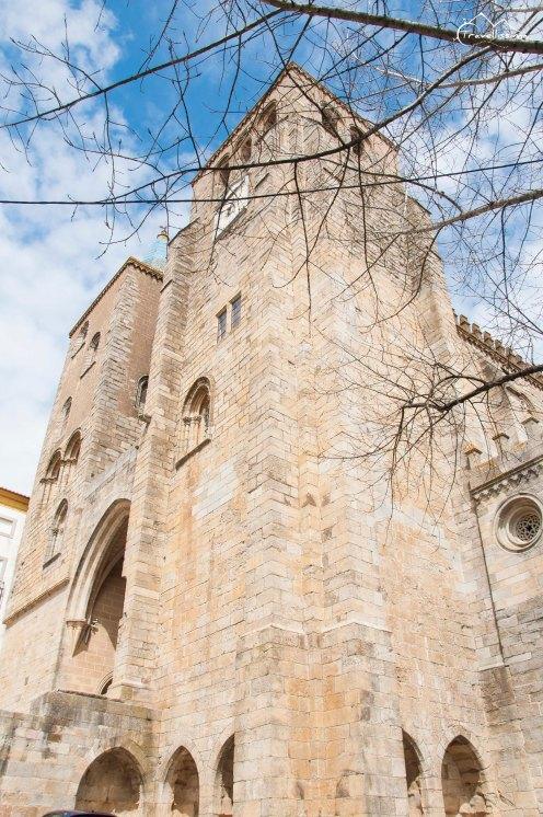 Evora, Katedra