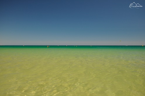 Plaża Meia, Portugalia