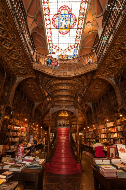 Livraria Lello e Irmao, Porto