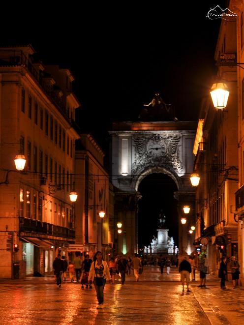 Rua Augusta, Lizbona