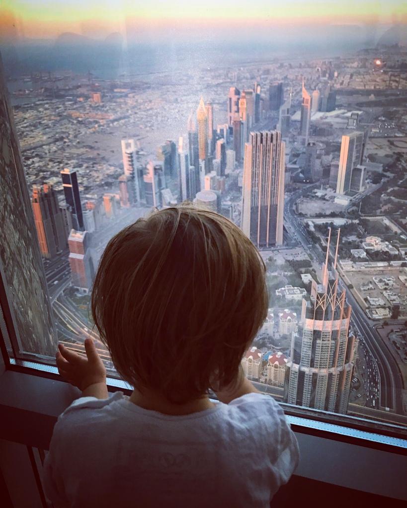 Dubaj Burj Khalifa
