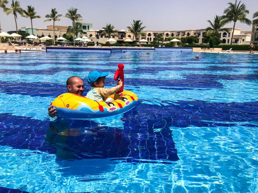 Oman rodzinne wakacje z dzieckiem
